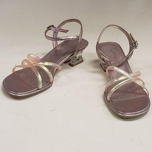 Kenneth Cole Reaction 'F85238' Open Toe Heels